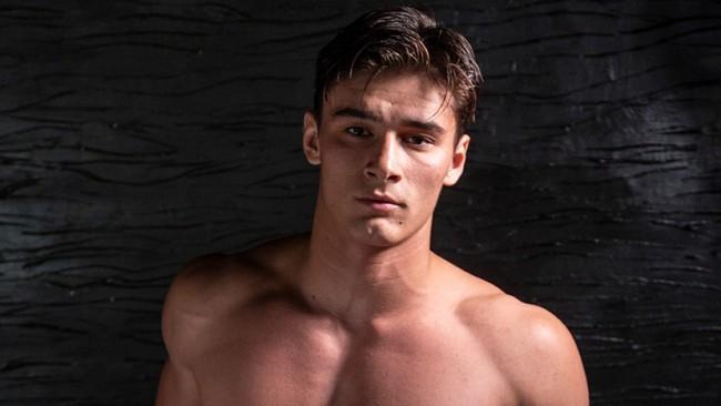 Румен Радев от Сливен - българският модел на Versace в Милано