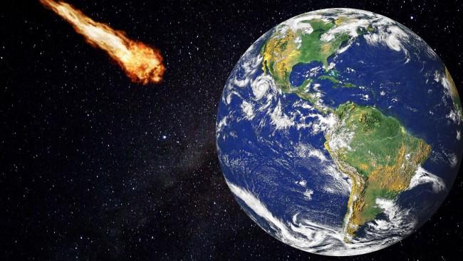Астероид удря Земята ден преди президентските избори в САЩ