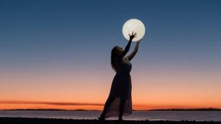 Синя Луна в Телец ще озари небосклона в нощта на Вси Светии