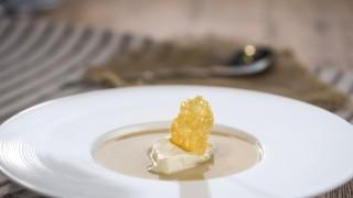 Супа от печен чесън