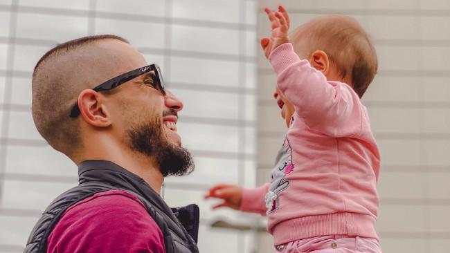 Теа и Наум Шопов-младши с емоционален пост по повод първия рожден ден на дъщеря си (Снимки)