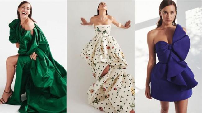 Доза добро настроение с рекламната кампания на Ирина Шейк за Oscar de la Renta