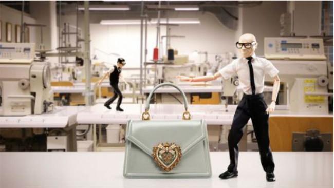 На шопинг в Париж или Осака: Dolce & Gabbana пуснаха виртуални бутици