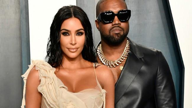 Вече официално: Ким и Кание се развеждат след 6 г. брак