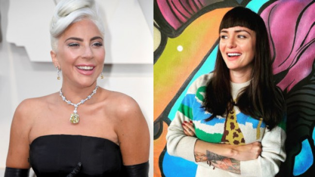 Леле - ето какво каза Лейди Гага за нашата Рут Колева