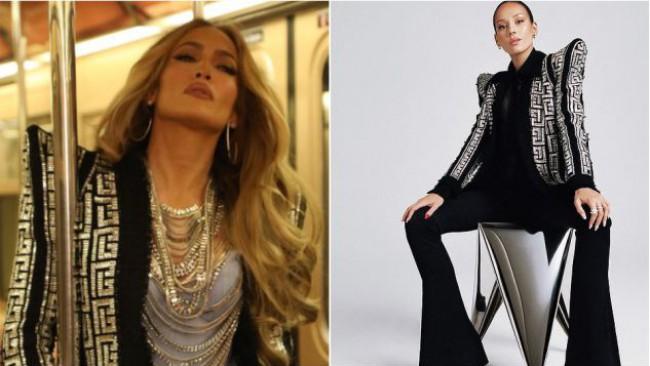 Моден сблъсък: Дженифър Лопес срещу Естер Експосито