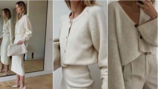 Нежни плетива за горещи красавици - новият Instagram тренд