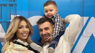 Синът на Джулиана Гани подкара Мерцедес с кожен салон