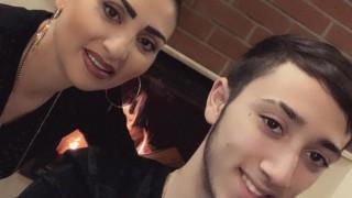 Синът на Софи Маринова мечтае да стане полицай в Швейцария