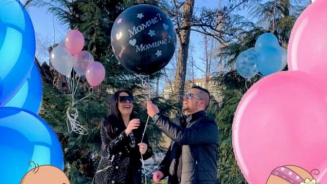 Симона Загорова разкри пола на бебето си (Видео)