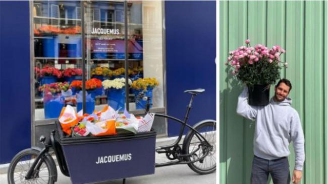 Jacquemus отвори бутик за цветя. Ще се влюбите завинаги!