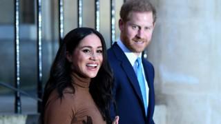 Хари и Меган почетоха паметта на принц Филип по този трогателен начин