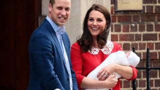 Ах, колко е сладък: Днес принц Луи става на 3! (снимка)