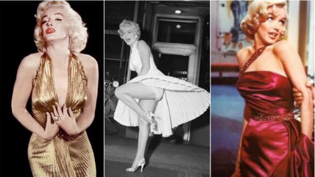 Мерилин Монро и нейната свещена тайна да съблазнява с тоалетите си