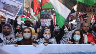 Израел и Палестина - когато над децата ти летят и се взривяват ракети... и Гал Гадот, която моли за мир
