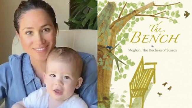 Меган Маркъл издаде детска книга, вдъхновена от принц Хари и Арчи