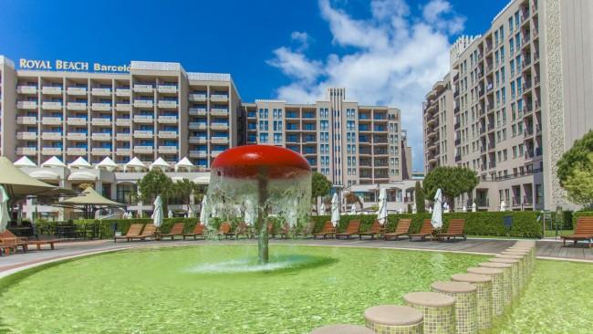 Barceló Royal Beach в Слънчев Бряг с награда от TripAdvisor за най-предпочитан избор на пътуващите за 2021 г.