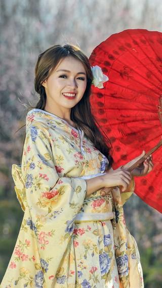 4-те древни тайни за красива и здрава коса на японките