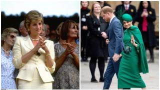 Приятел на Даяна: Принцесата щеше да посъветва Меган и Хари да не дават интервю за Опра