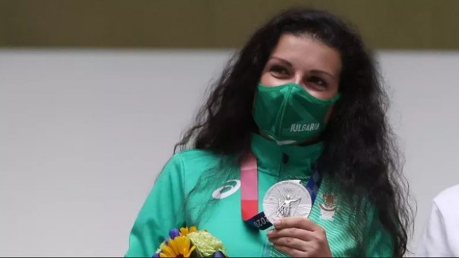 Нашата гордост! Антоанета Костадинова донесе първи медал на България от Олимпийските игри!