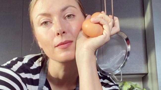 Мария Шарапова е бременна? (снимка)