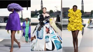 Силата на изкуството: Valentino във Венеция