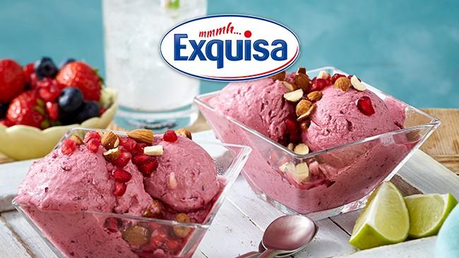 Фитнес-ягодов сладолед