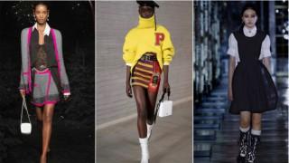 Секси като ученичка? Модата, по която всички мъже полудяват, защото им напомня за...