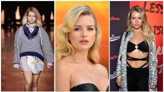 Сестрата на Кейт Мос: От момиче на Vogue към порно звезда
