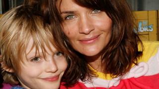 Арестуваха синът на Хелена Кристенсен