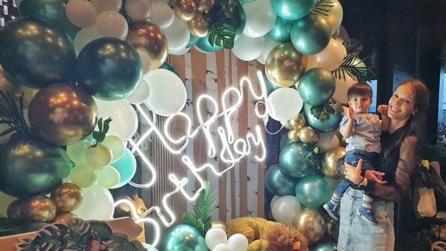 Луиза Григорова отбеляза рождения ден на Бран с две партита