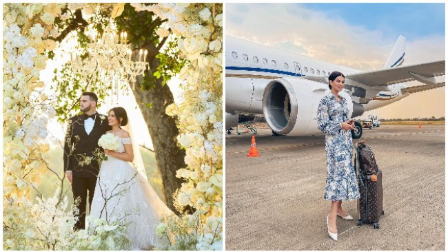 Не кралската, а тази сватба е сватбата на годината в Русия!