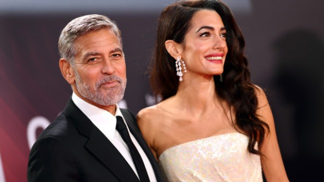 Всички завиждаме на Амал: Вижте как я спаси Джордж Клуни