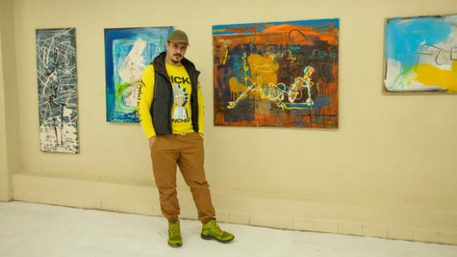 Стоян Зиков открива АРТ шоурум и новия си художествен цикъл One Year