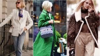 5 street-style тенденции от Седмицата на модата в Париж (готов)