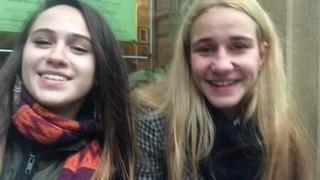 Мария Бакалова и дъщерята на Ваня Щерева без сутиени в секси черно-бяла фотосеся (снимки)
