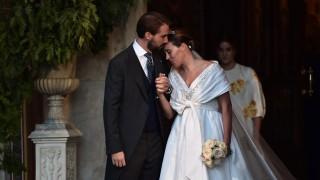 Кръщелникът на принцеса Даяна с трета сватба - този път в Атина