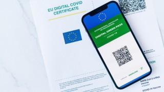 СЗО: Сертификатите са непродуктивни при пътуване