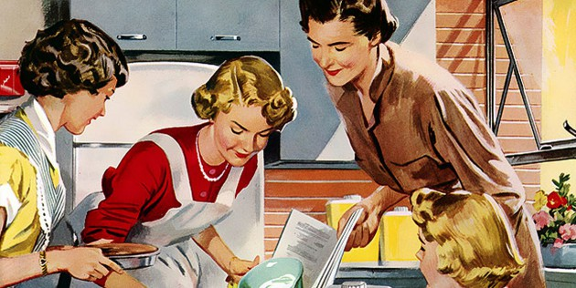 Бихте ли си наели жена за домашна помощница вкъщи?