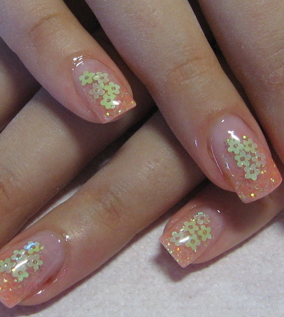 nail design9 2 Soft nail art for every day