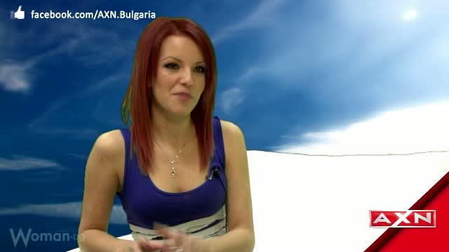 AXN Angel Вероника