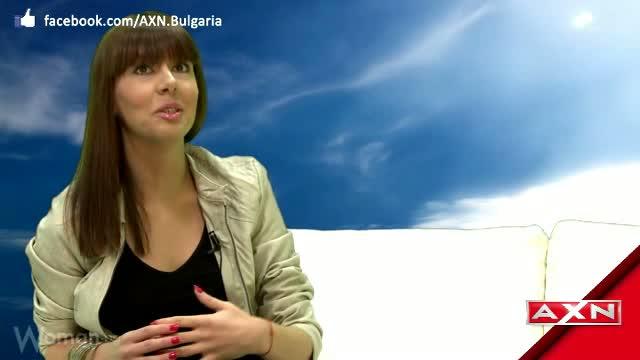 AXN Angel Борислава