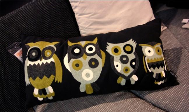 Идеи за интериора: Страхотни декоративни възглавнички