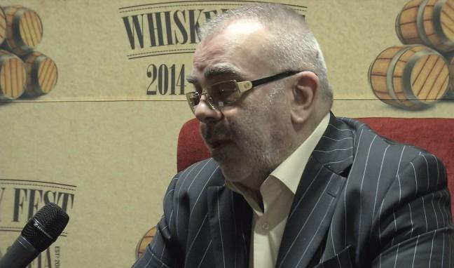 Пламен Петров за Уиски Фест София 2014 пред Woman.bg