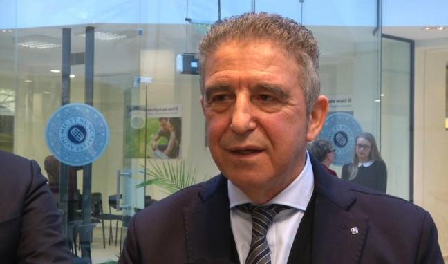 Франческо Полидори: Ще провеждаме курсове за млади български студенти