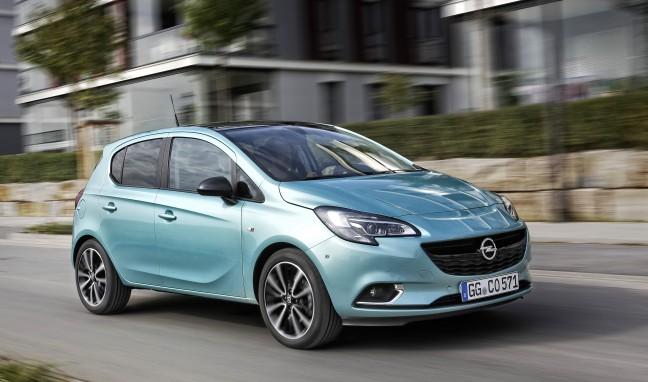 Opel Corsa от пето поколение