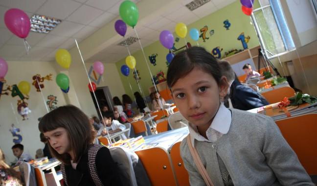 Fibank подари нова учебна стая на първокласниците от 119 СОУ