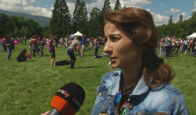 Симона Пейчева: Призоваваме младите жени да са по-отговорни за здравето си