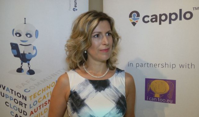 Севдалина Василева: 30 български семейства с деца с аутизъм ще имат възможност да тестват CAPPLO напълно безплатно