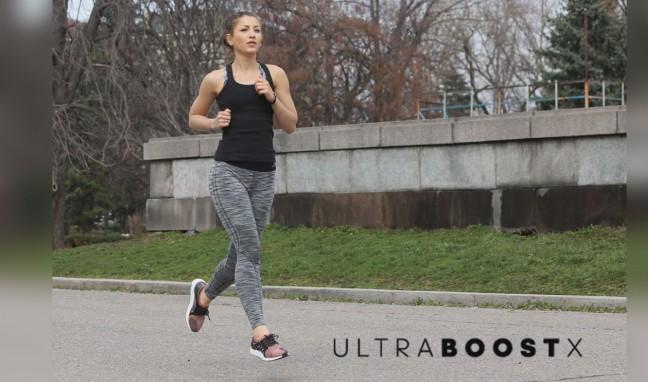 ULTRABOOST X - маратонките на градското момиче